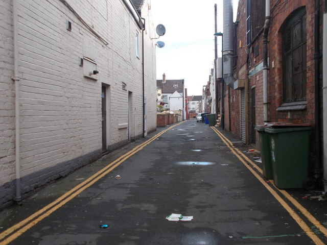 Newcomen Street - Queen Street
