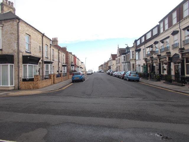 Turner Street - Queen Street