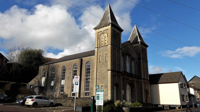 Coleford Baptist Church, Newland Street