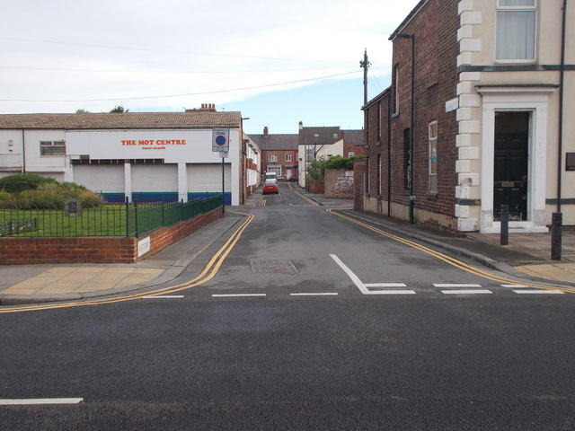 Elliot Street - Coatham Road
