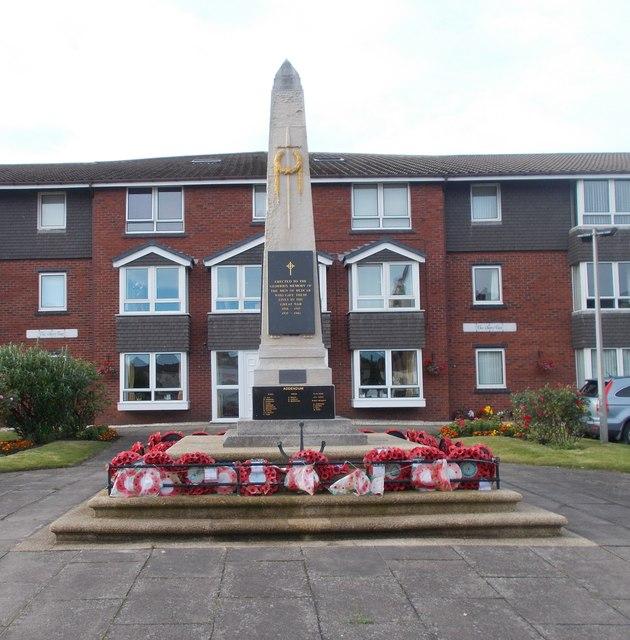 War Memorial - Coatham Road
