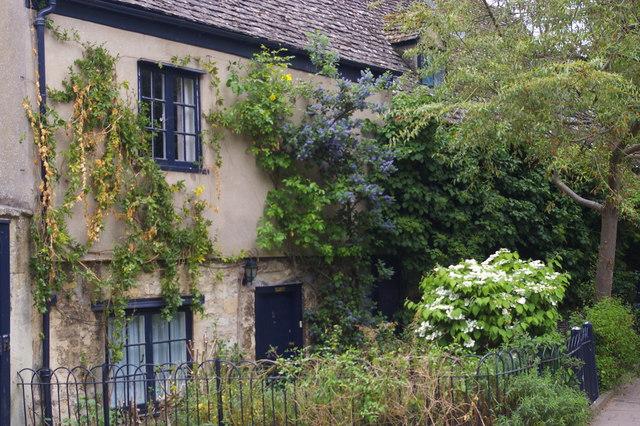 Cottage on Parks Road, Oxford