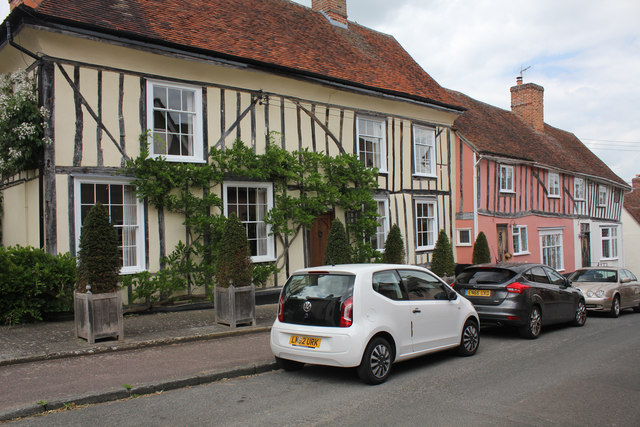 5 to 9 Prentice Street, Lavenham