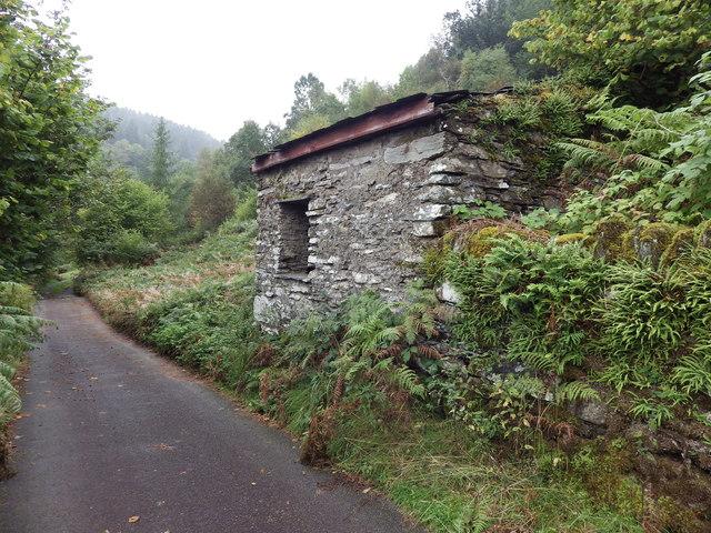 Road to Tan-y-Clogwyn
