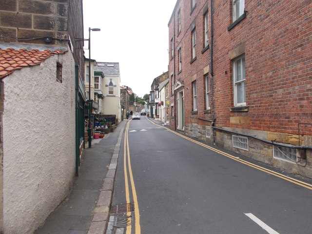 North Road - High Street
