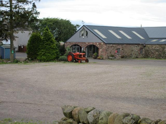 Peel Farm Shop