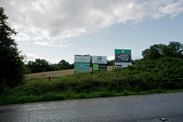 Further imminent housing and retail developments beside the A361