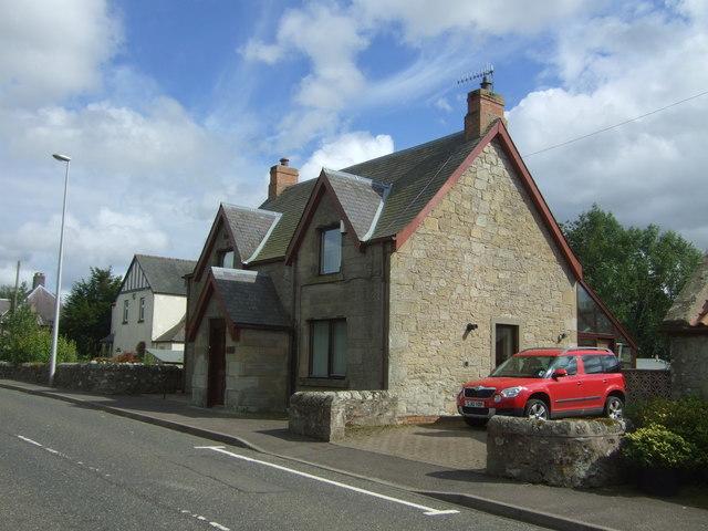 House on the A6112, Preston
