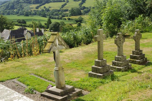 Pilleth Churchyard