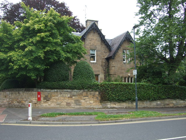 House on Newbattle Road, Eskbank