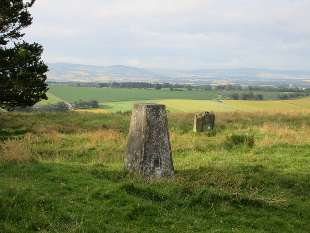 West Schurroch Trig Pillar