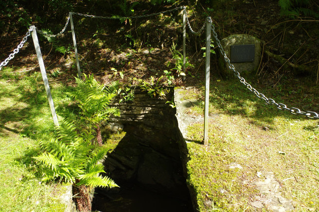 The Holy Well, Pilleth