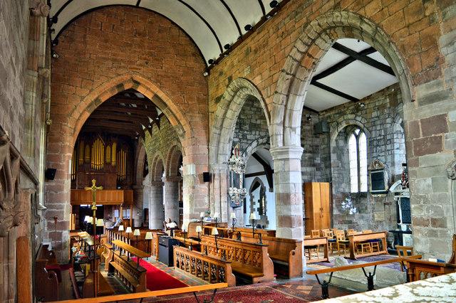 St Cassian, Chaddesley Corbett