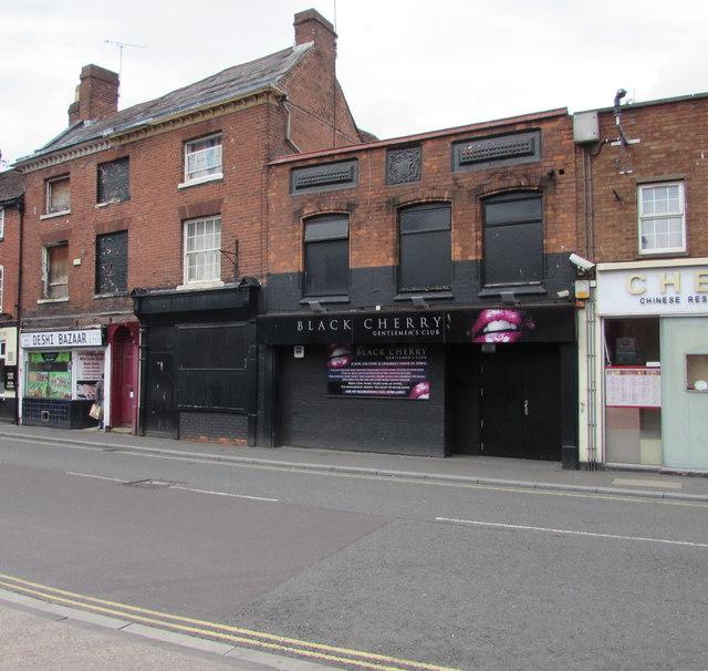 Black Cherry Gentlemen's Club, 58-59 Lowesmoor, Worcester