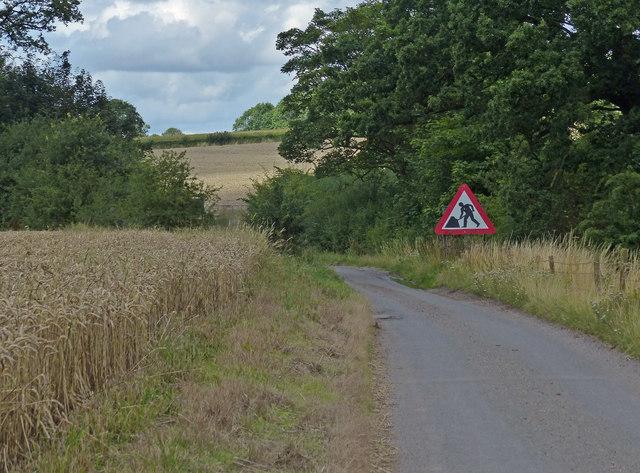 Lubbesthorpe Bridle Road