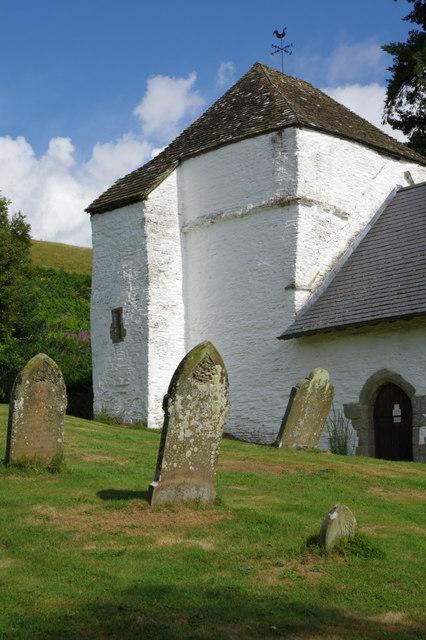Pilleth Church