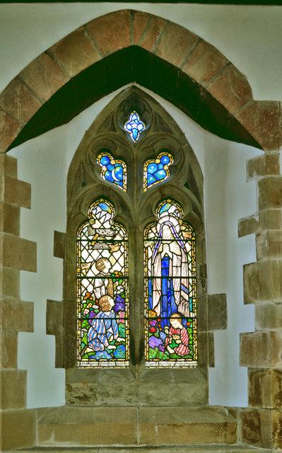St Cassian,Chaddesley Corbett