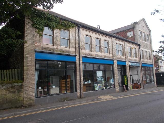 Loftus Co-operative Building - High Street