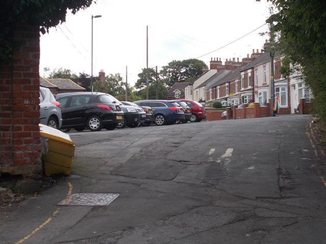 Duncan Place - High Street