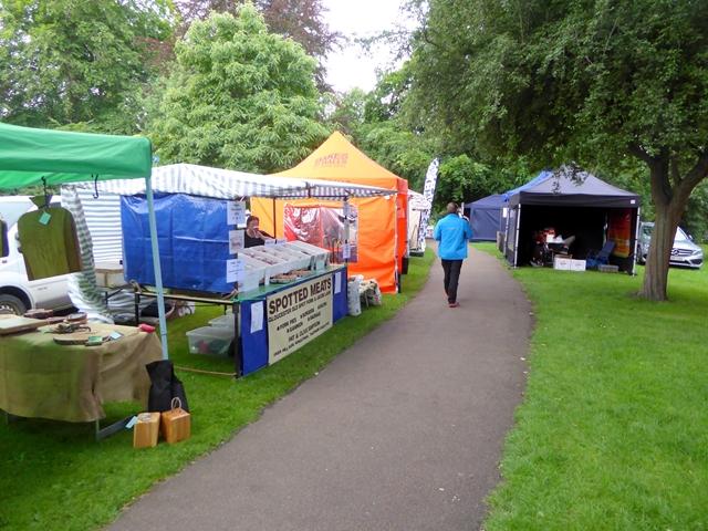 """Taste Tynedale"" Food Festival in the Sele"