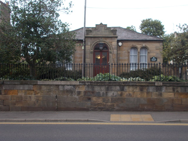 The Old Zetland School - High Street
