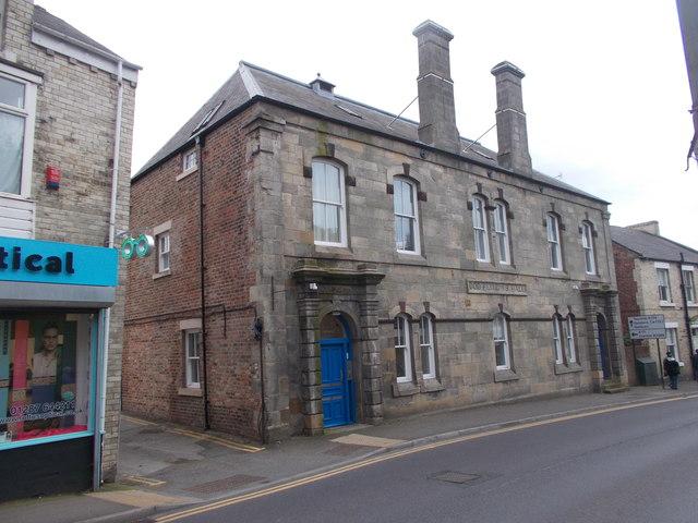 Oddfellows Hall - Zetland Road