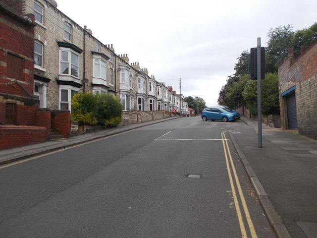Westfield Terrace - Zetland Road