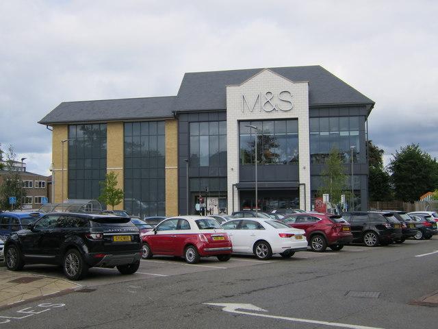 M&S, Sevenoaks