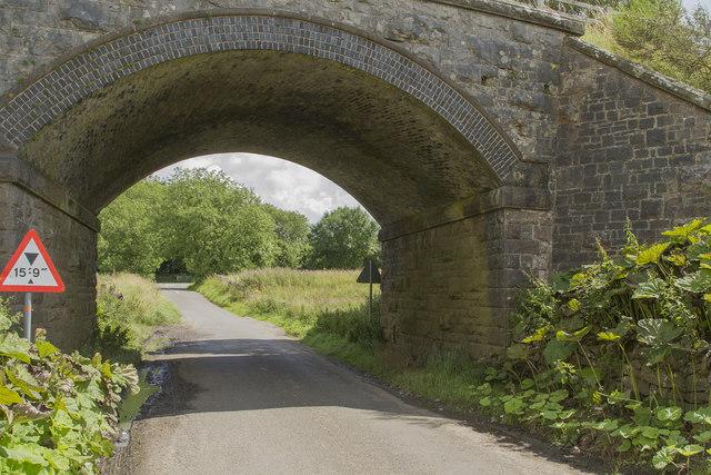 Liffs Road Bridge