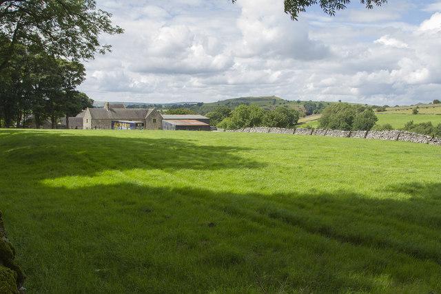 View towards Hartington Dale