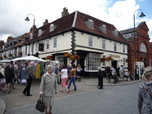 The Grapes public house, Beverley