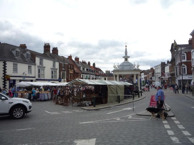 Saturday Market, Beverley