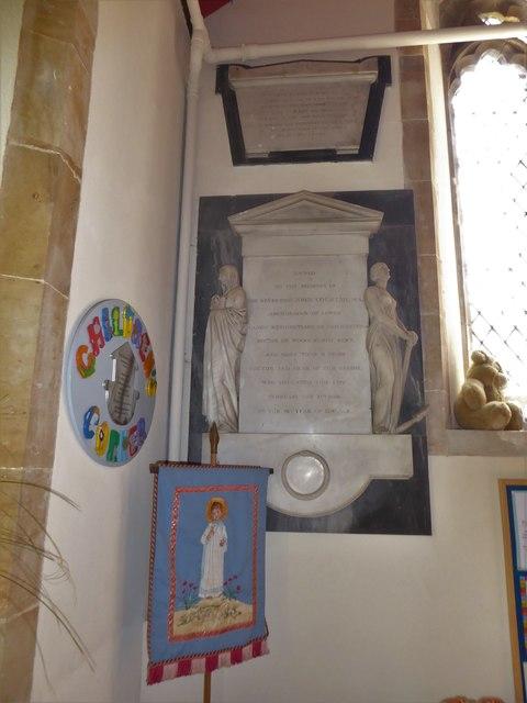 Inside St Bartholomew, Burwash (i)