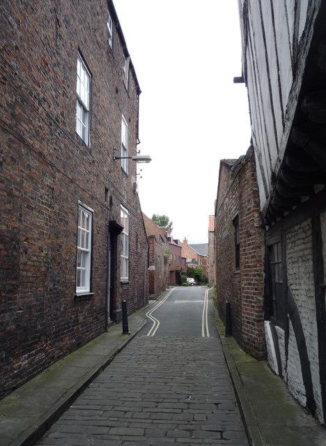 Vicar Lane, Beverley