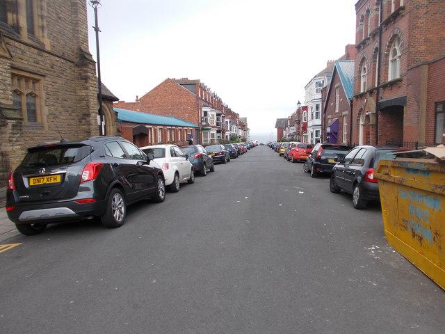 Amber Street - Milton Street