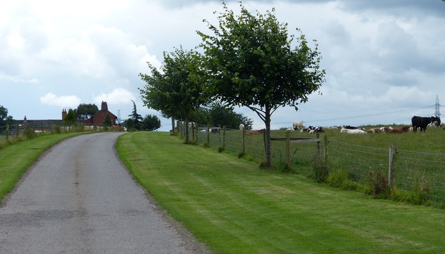 New House Farm at New Lubbesthorpe