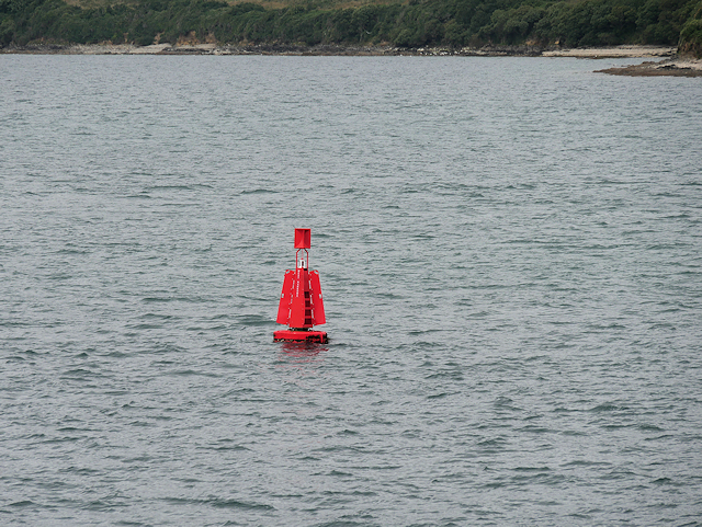 Lateral Buoy, West Narrows