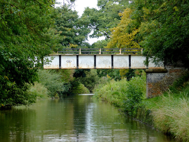 Wrenbury Bridge near Wrenbury Heath in Cheshire