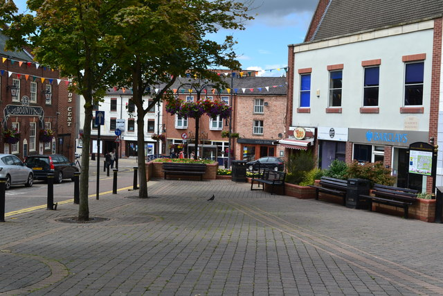 Market Place, Hinckley