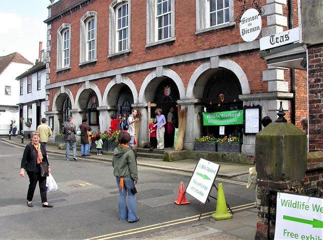 Wildlife Weekend event at Rye Town Hall, Market Street