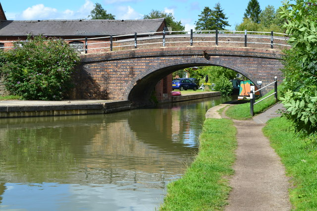 Cropredy Bridge, Oxford Canal