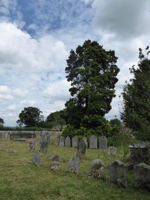 St Thomas à Becket, Brightling: churchyard (c)