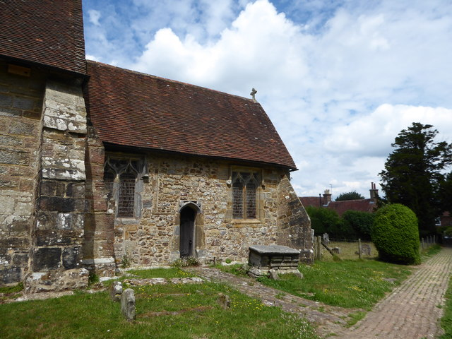 St Thomas à Becket, Brightling: chancel