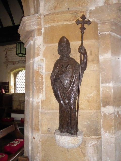 Inside St Thomas à Becket, Brightling  (iii)