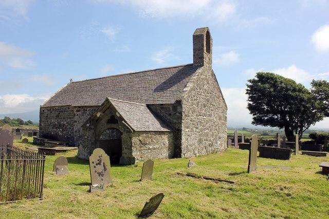 St Baglan's Church, Llanfaglan