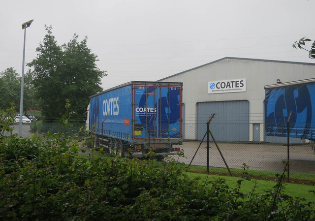 Coates, Swift Valley Industrial Estate