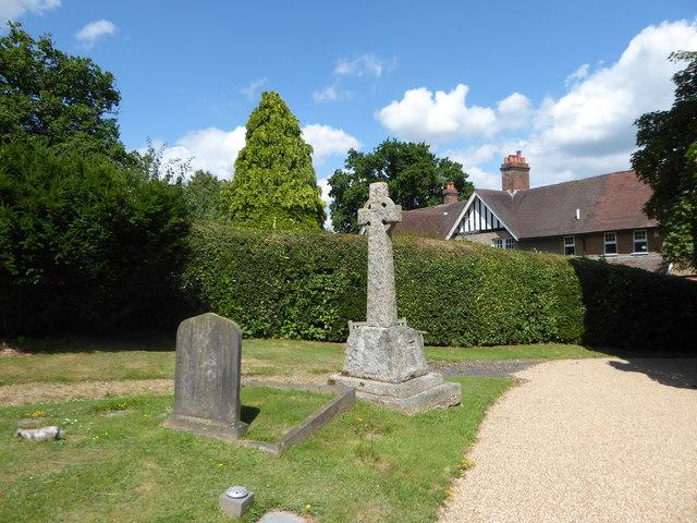 St Philip, Burwash Weald: churchyard (a)