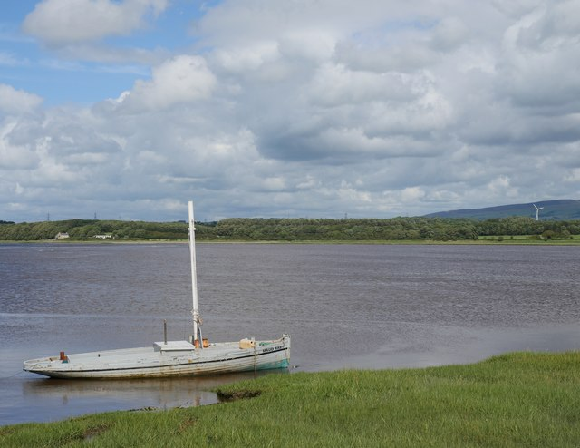 The Lune Estuary, Glasson