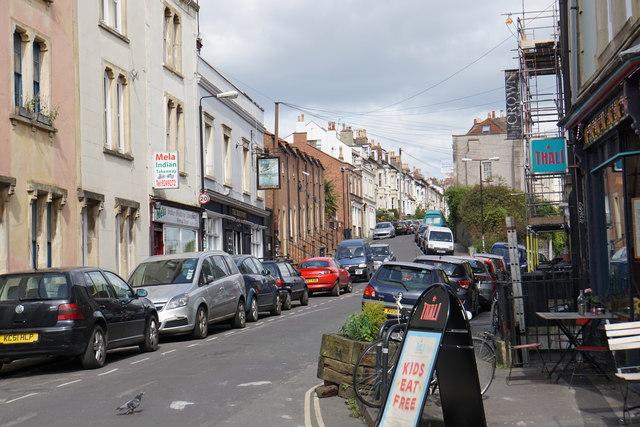 Upper Cheltenham Place