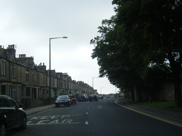Coulston Road
